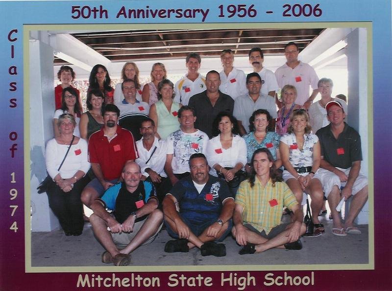50th anniversary 2006 of mitchelton state high school